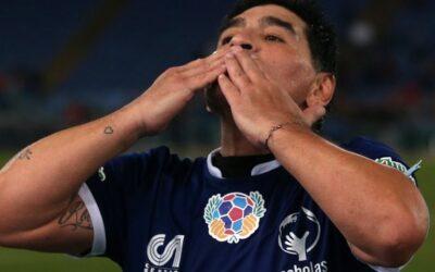 Chiaromonte accoglie idealmente i fan di Maradona nella Casa Rosada