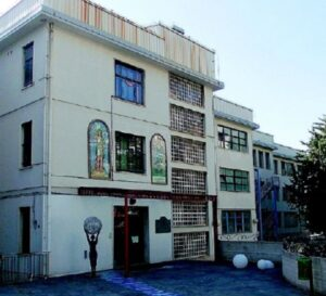 RSA dell'Ospedale di Chiaromonte - L'ingresso