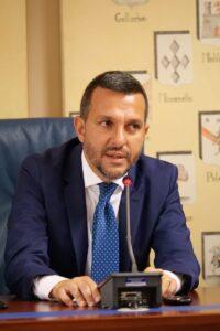 Il DG del'Asp, Lorenzo Bochicchio