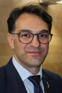 Il Presidente del Consiglio regionale di Basilicata, Carmine Cicala
