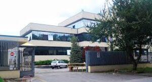 La sede ASP di via della Fisica a Potenza