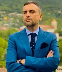 Francesco Pagano, Commissario Asi di Potenza