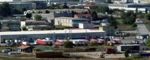 La zona industriale di Tito Scalo