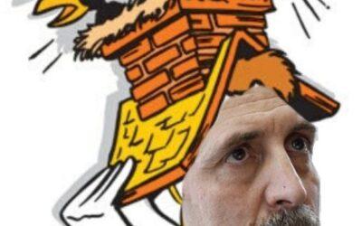 """Regione, a Bardi servirebbe un """"cappello pensatore"""" per trovare la soluzione giusta"""