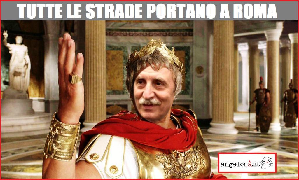 VOX POPULI: TUTTE LE STRADE PORTANO A ROMA! Ma davvero pure Bardi incontra la Meloni?