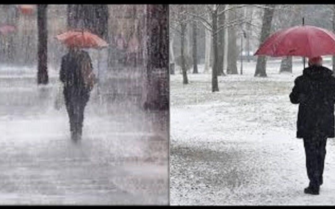 Previsioni meteo in Basilicata dal giorno dal 7 al 13 Feb (a cura di Germano Di Leo – Meteorologo AMPRO)