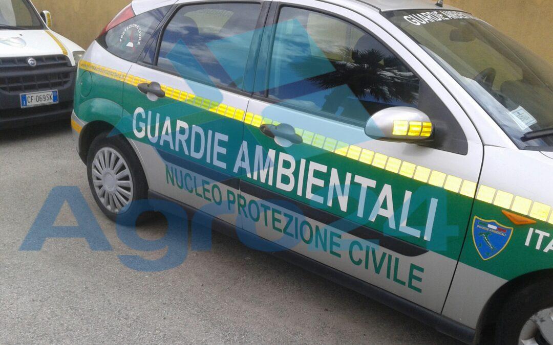 La Guardia Nazionale Ambientale incontra 7 sindaci della Provincia di Matera