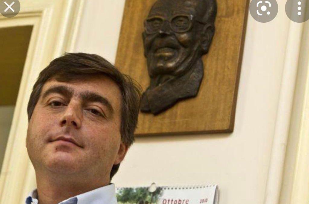 Valter Lavitola: da Noepoli a Rio de Janeiro, da Pittella a Massimelli, dalla FGS all'Avanti!